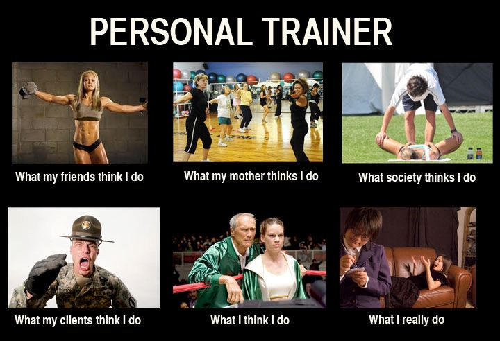 what is a personal trainer hituni