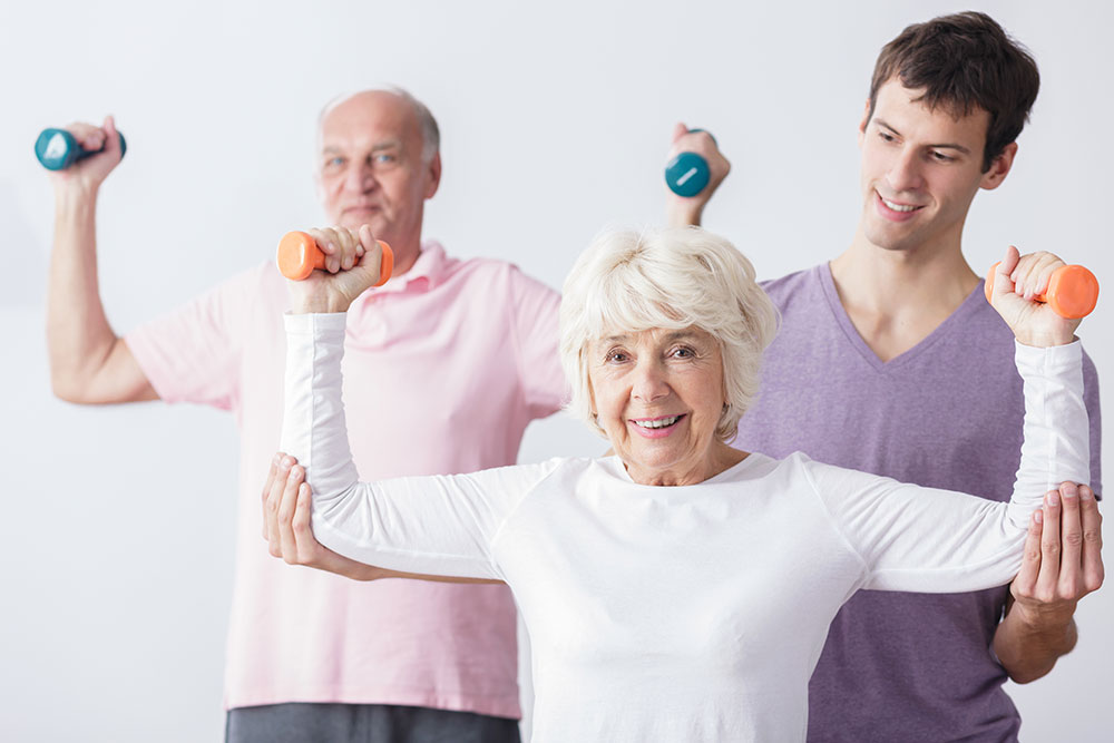 Older adults who had performed supervised RT for 6 months, were not able to continue to gain or even maintain strength during a follow-on 6 months of unsupervised RT.