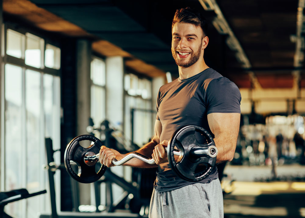An experienced and talented personal trainer will be able to eyeball a new client as they walk through the door, refined by PAR-Q and questionnaire answers, and pick appropriate starting weights off the bat 80-90% of the time.