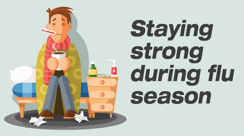 Flu Season  >> Staying Strong During Flu Season Hituni