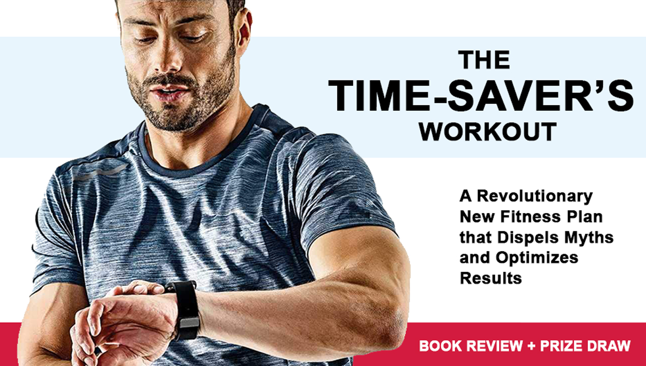 Book Review: The Time-Saver's Workout, by John Little | HITuni